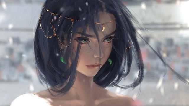 鬼刀北漠公主凤玲