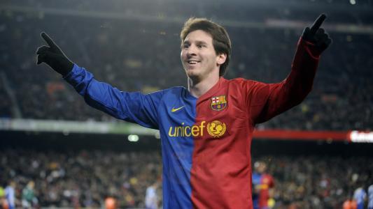 足球运动员,梅西,足球