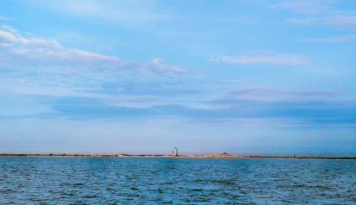 壮观优美的大海