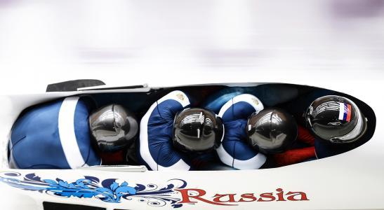奥林匹克,2014年索契,雪橇,俄罗斯,金牌,冠军