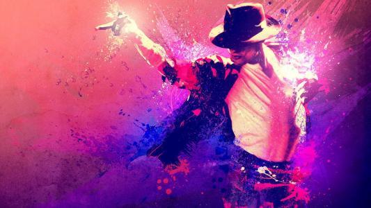 迈克尔杰克逊,歌手,音乐家,涂料,迈克尔杰克逊