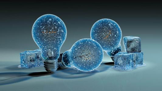 灯,球泡灯,壁纸