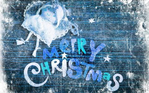 圣诞节,娃娃,壁纸
