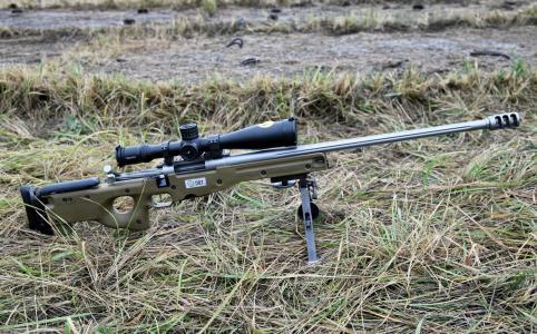 Sako的TRG 22,光学,狙击步枪