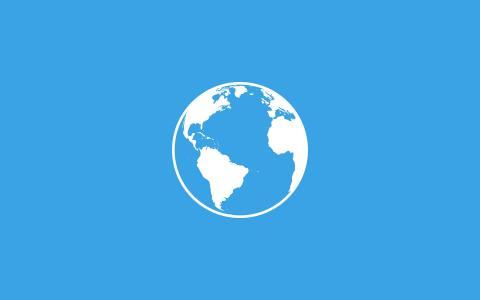 蓝色背景,大洲,行星地球