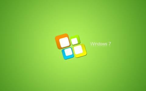 窗口七,窗口,7,七,电脑,微软,标志,логотип