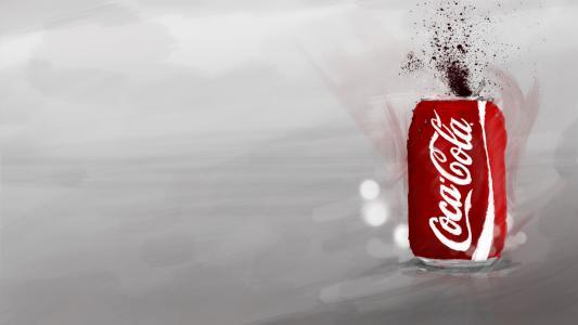 可乐,汽车