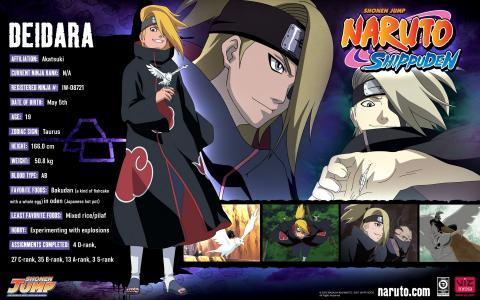Deadara,Deidara,Naruto,Naruto