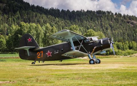 多用途,飞机,光,安东诺夫an-2