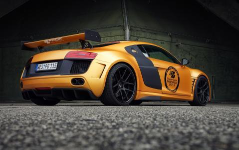 2013,预设计,奥迪,R8,PD,GT850,奥迪,超级跑车,调校