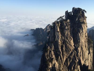 五一旅游景点安徽黄山