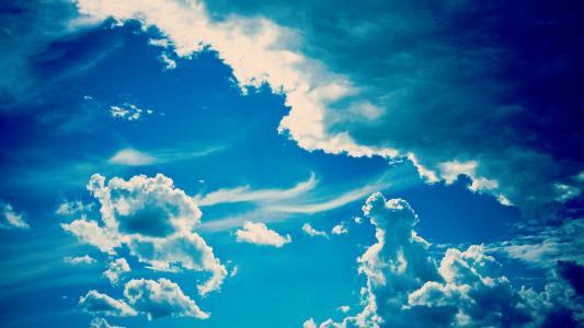 天空,壁纸