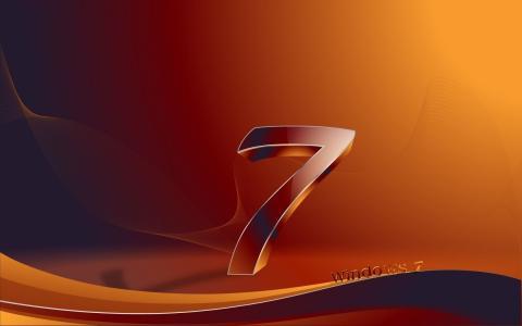 Windows 7,屏幕保护程序