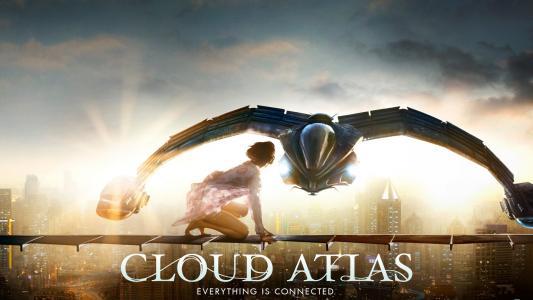 电影,云地图集,幻想,冒险