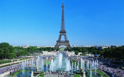 巴黎,埃菲尔铁塔,城市的看法