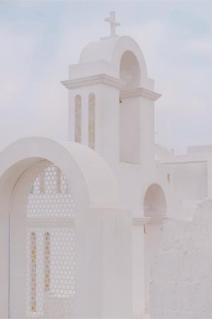 圣洁优美的教堂