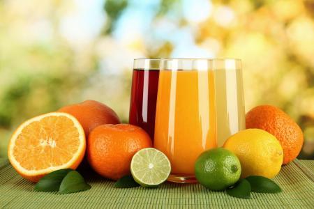 饮料,果汁,橙子,柠檬,果汁,橘子,柠檬,酸橙