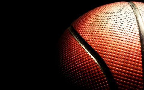 篮球,球,篮球