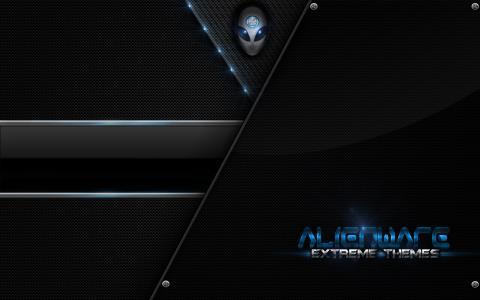 Alienware,Blue,Extreme
