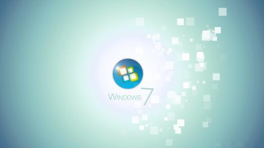 窗口,七,7,电脑,微软,标志,логотип