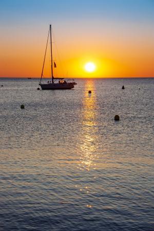 海上日出唯美风光