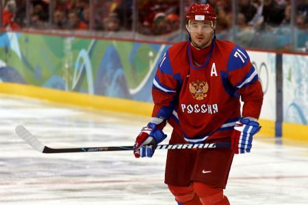 Ilya Kovalchuk,曲棍球,曲棍球运动员,俄罗斯国家队,推杆,冰球