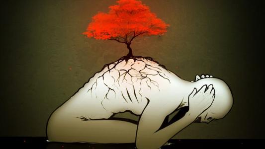 树,人,回来