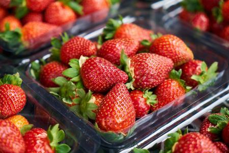 香甜美味的草莓