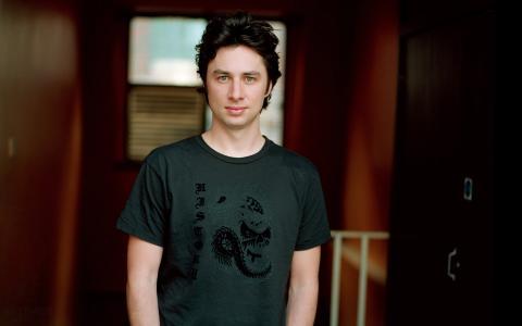Zack Bruff,演员Zachary Braff