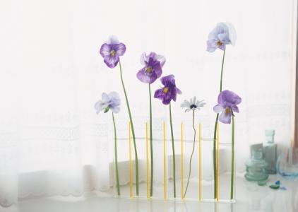 插花,花瓶里的花
