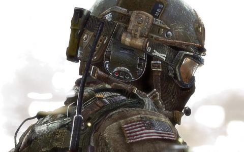 使命召唤,现代战争3,士兵,头盔