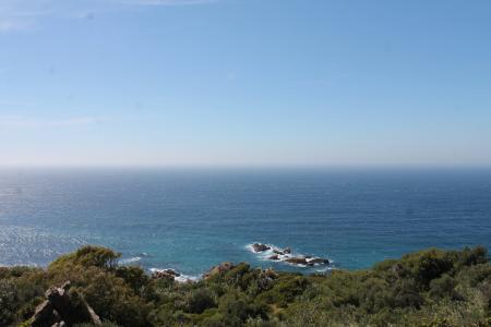 大海自然优美景色