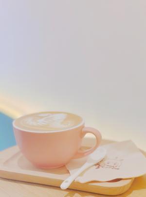 美味可口的咖啡