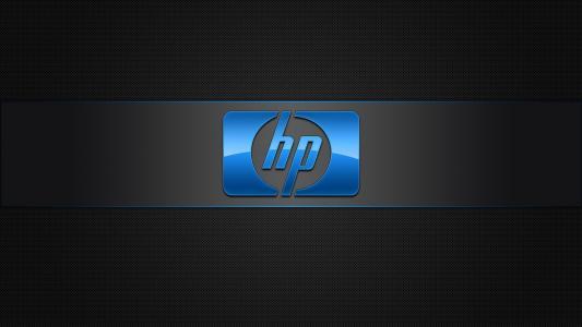 HP,徽标,壁纸