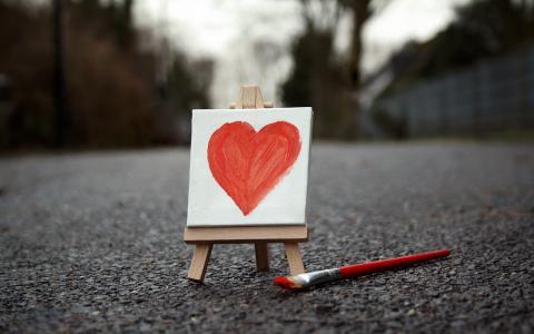 心脏,壁纸