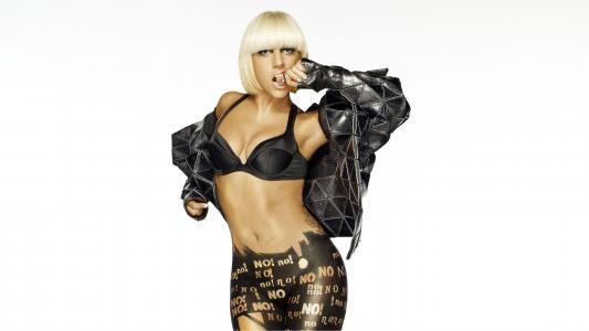 Lady Gaga,Lady Gaga,歌手,看,图
