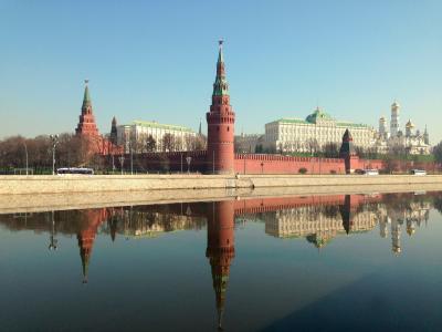 首都,俄罗斯,莫斯科,克里姆林宫