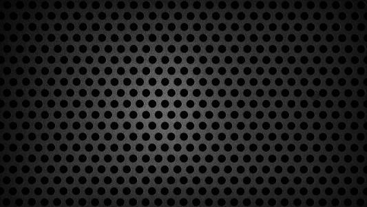 黑色圆圈,对称