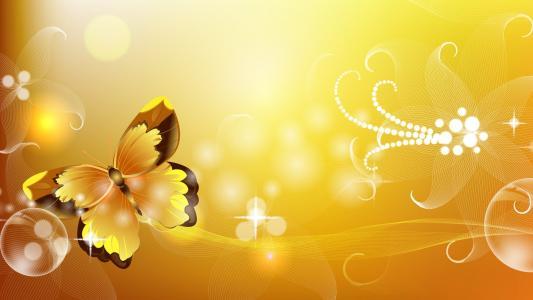 蝴蝶,壁纸