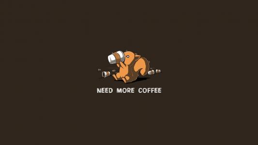更多,咖啡,壁纸