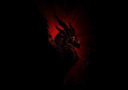 魔兽世界,幻想,死亡之翼,黑龙,纵横,魔兽