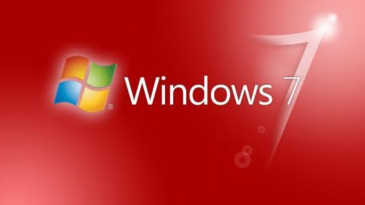 的Windows 7,壁纸