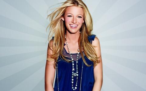 Blake Lively,模特儿,女孩,金发女郎,Blake Lively