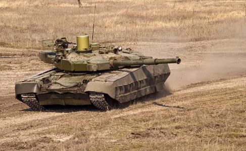 堡垒,t84u,草原,乌克兰,坦克