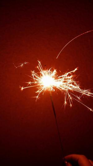 璀璨唯美的焰火