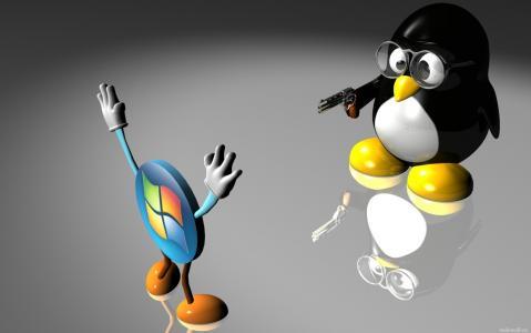 Windows,Linux,操作系统,操作系统