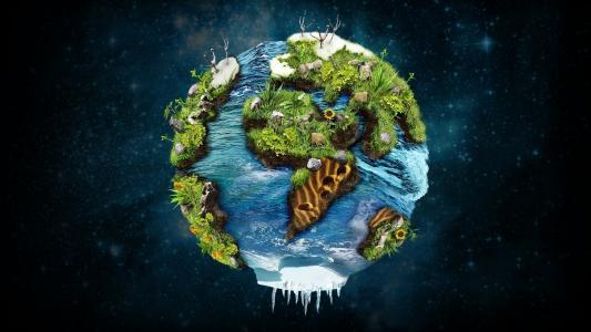 星球,壁纸