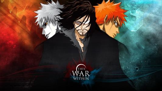 Zangetsu,Ichigo,Blitz,Bleach
