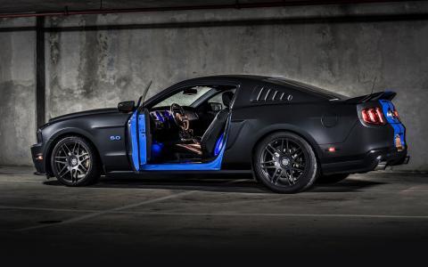 肌肉车,图片,gt,福特野马,高清壁纸