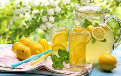 柠檬水,壁纸
